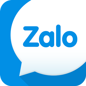 Chat with me via Zalo